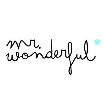 Imagem para o fabricante Mr Wonderful