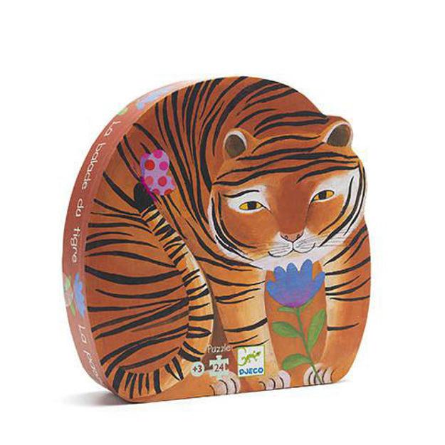 Imagem de Puzzle Tigre