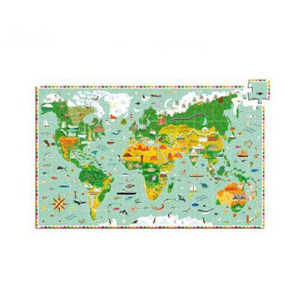 Imagem de Puzzle de Observação - Descobrir os Monumentos do Mundo