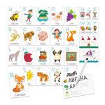 Imagem de Flashcards Aprender a Ler e a Escrever