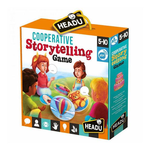 Imagem de Cooperative Storytelling Game