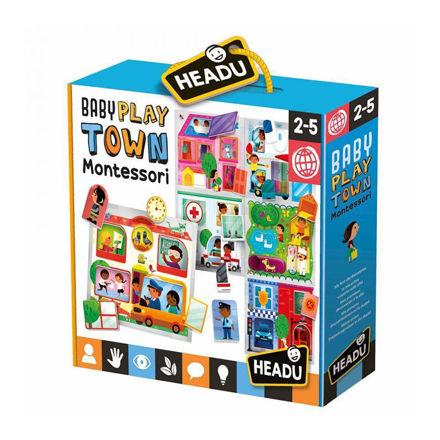 Imagem de Baby Play Town Montessori