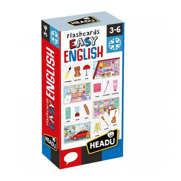 Imagem de Flashcards Easy English