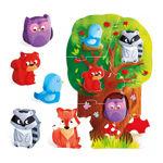 Imagem de Montessori My First Puzzle - A Floresta