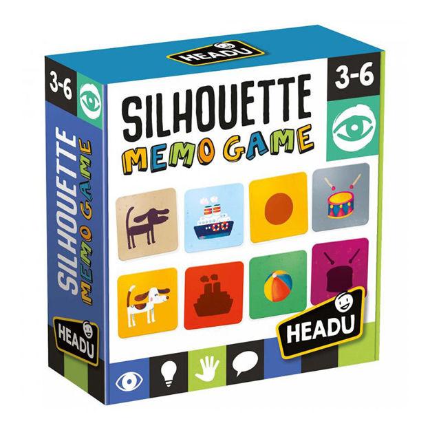 Imagem de Silhouette Memo Game