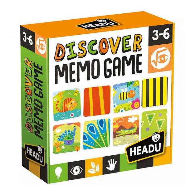 Imagem de Discover Memo Game