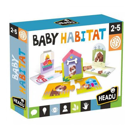 Imagem de Baby Habitat Logic Game