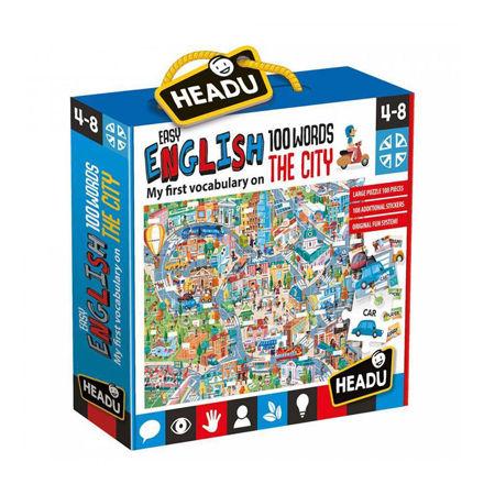 Imagem de Easy English 100 words - Cidade