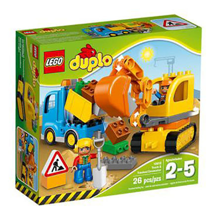 Imagem de Lego Duplo 10931