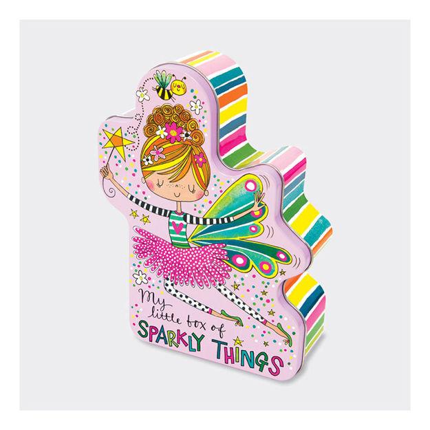"Imagem de Porta acessórios ""My litlle box of Sparkly Things"""