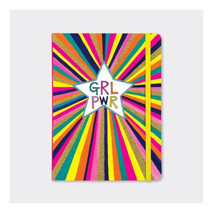 """Imagem de Caderno """"GRL PWR"""""""