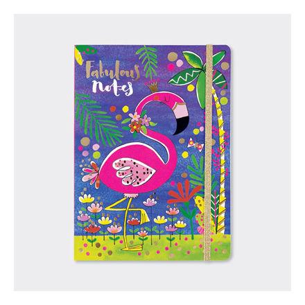 """Imagem de Caderno A5 """"Fabulous Notes"""""""