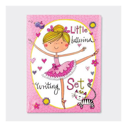 """Imagem de Conjunto de Escrita """"Little Ballerina"""""""