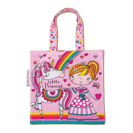"""Imagem de Tote Bag """"Pequena Princesa"""""""