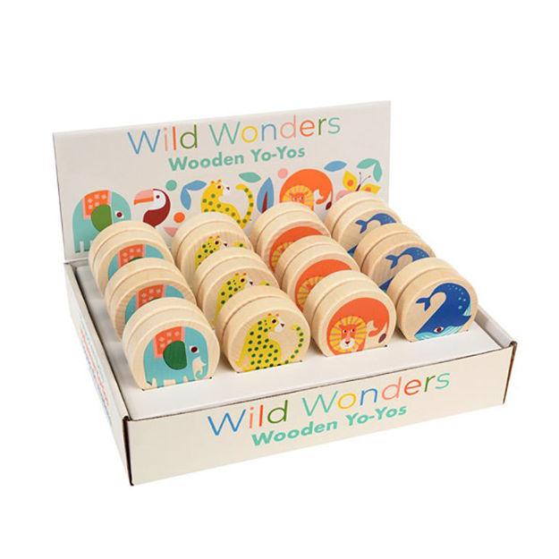 """Imagem de Yo-yo """"Wild Wonders"""""""