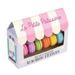 Imagem de Conjunto 6 Borrachas c/ Cheiro Petite Patisserie