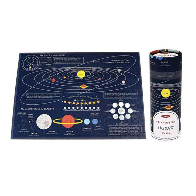 Imagem de Puzzle Sistema Solar
