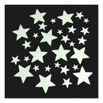 "Imagem de Estrelas que brilham no escuro ""Space Age"""