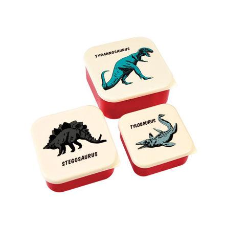 """Imagem de Conjunto 3 Caixas """"Prehistoric"""""""