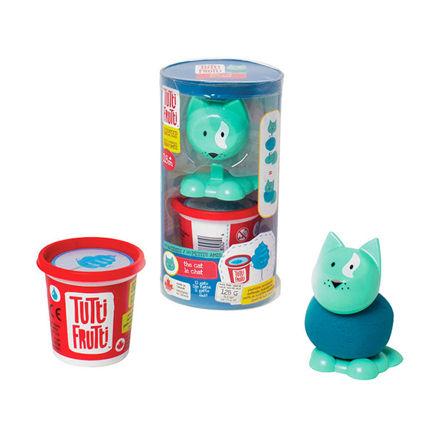Imagem de Tutti Frutti Plasticina - Gato