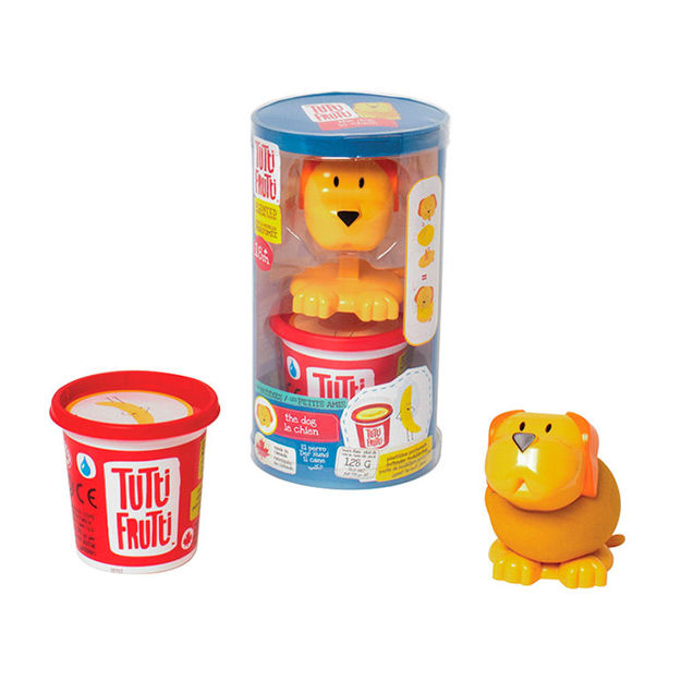 Imagem de Tutti Frutti Plasticina - Cão