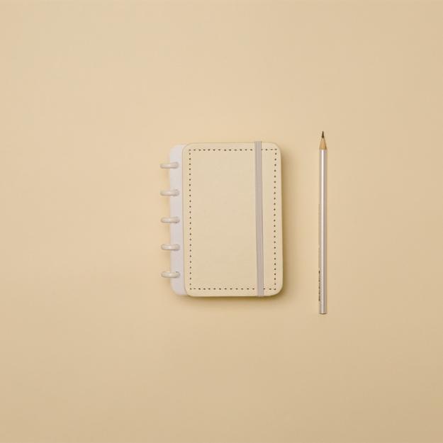 Imagem de Caderno Amarelo Pastel - Inteligine