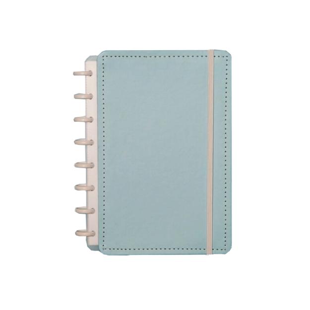 Imagem de Caderno Azul Pastel - A5