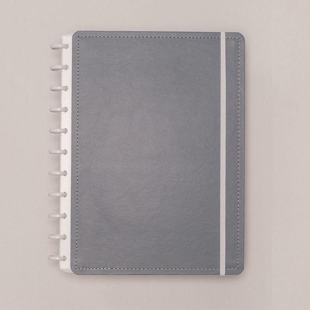 Imagem de Caderno Cool Grey - Grande