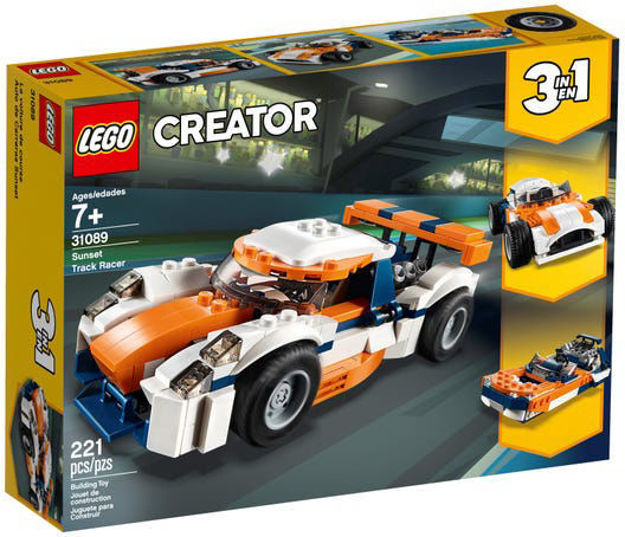 Imagem de Lego Creator 31089