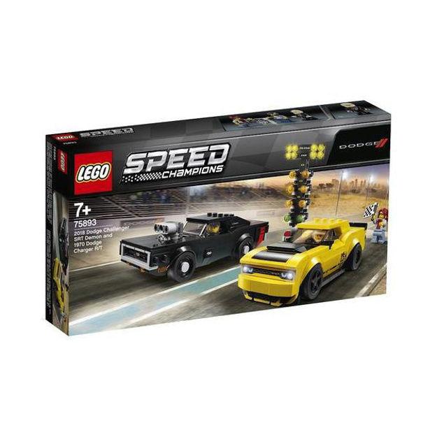Imagem de Lego Speed Champions 75893