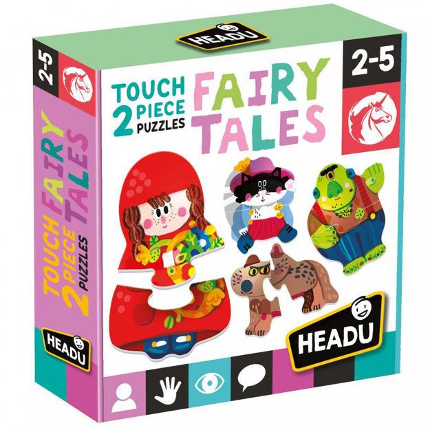 Imagem de Touch 2 Piece Puzzle - Conto de Fadas