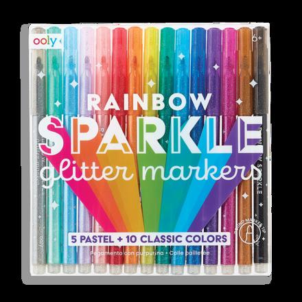 Imagem de Conj. 15 marcadores glitter
