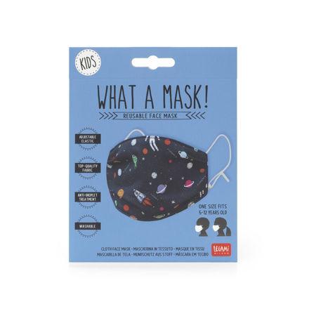 Imagem de Máscara Criança Reutilizável - Espaço