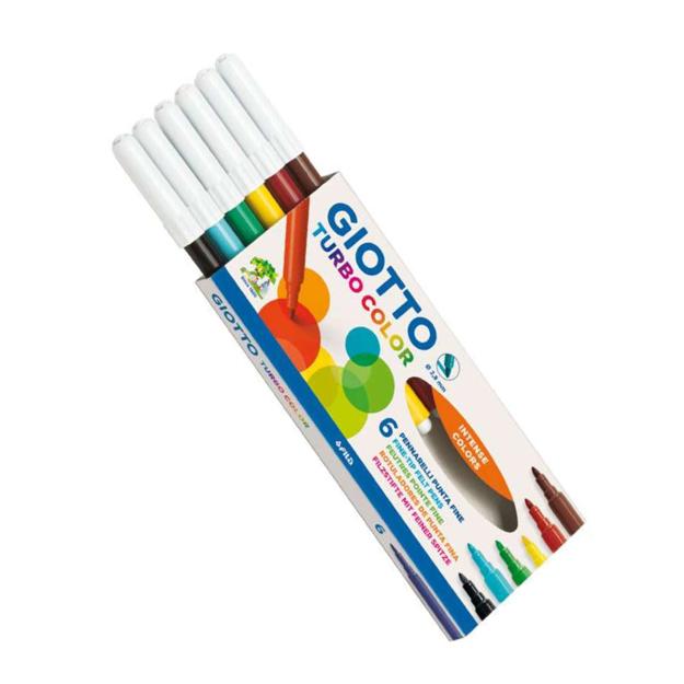 Imagem de Marcadores Turbo Color - 6