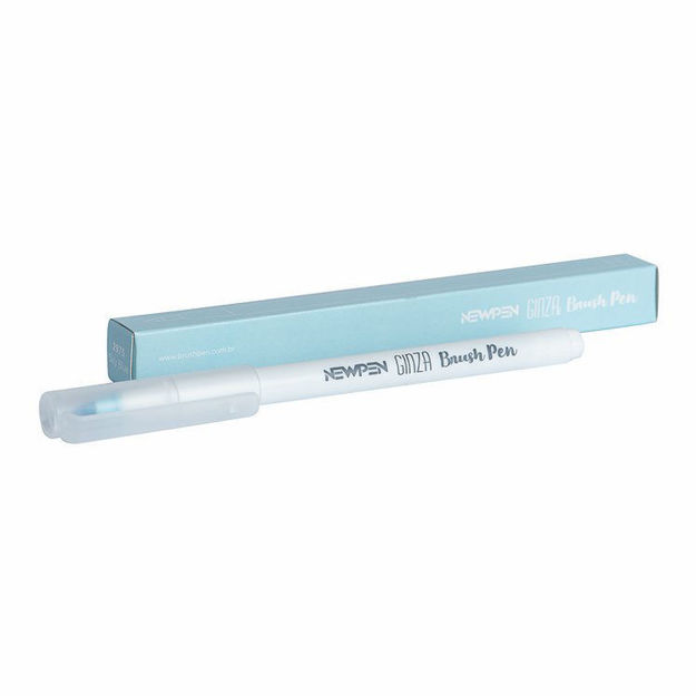 Imagem de Ginza Brush Pen - 2975 Azul Sky Blue