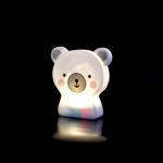 Imagem de Mini Luz de Presença Ursinho Polar