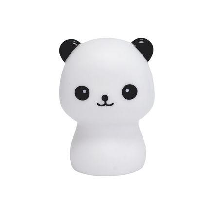 Imagem de Mini Luz de Presença Recarregável Panda