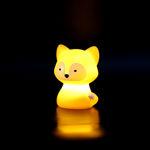 Imagem de Mini Luz de Presença Recarregável Raposa