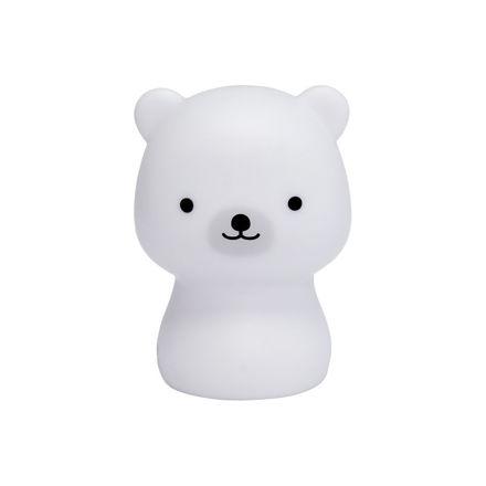 Imagem de Mini Luz de Presença Recarregável Urso Polar