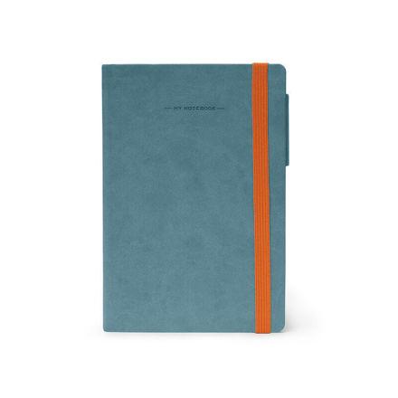 Imagem de Notebook Médio liso - Azul cinzento