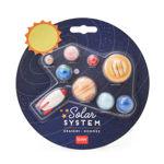 Imagem de Set de Borrachas - Sistema Solar