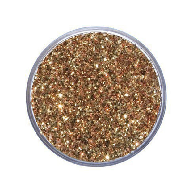 Imagem de Purpurina em pó - Ouro vermelho