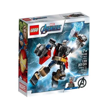 Imagem de Lego Super Heroes 76169