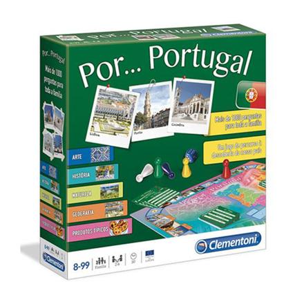 Imagem de Quiz -  Por Portugal