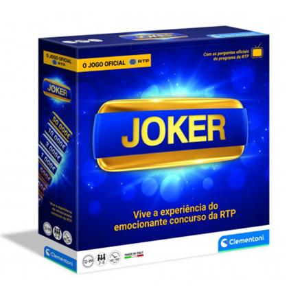 Imagem de Joker - Jogo Tabuleiro