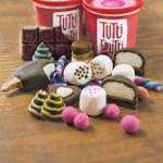 Imagem de Tutti Frutti Plasticina - 6 potes aroma doce