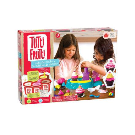 Imagem de Tutti Frutti Plasticina - Fábrica de Cupcakes