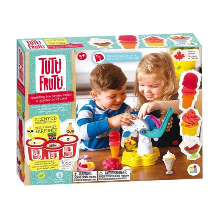 Imagem de Tutti Frutti Plasticina - Fábrica de Gelados Cintilante