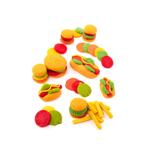 Imagem de Tutti Frutti Plasticina - Hamburgueres