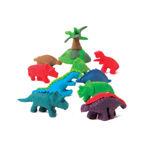 Imagem de Tutti Frutti Plasticina - Terra Dos Dinossauros
